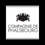 Logo Compagnie de Phalsbourg pour Timelapse Go'