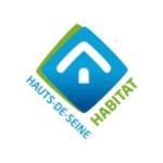 Logo Hauts de Seine Habitat pour Timelapse Go'