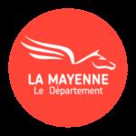 Logo La mayenne département pour Timelapse Go'