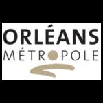 Logo Métropole d'Orléans pour Timelapse Go'