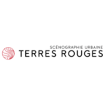 Logo Terres Rouges pour Timelapse Go'