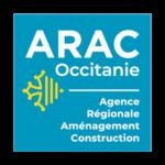 Logo ARAC Occitanie pour TimeLapse Go'