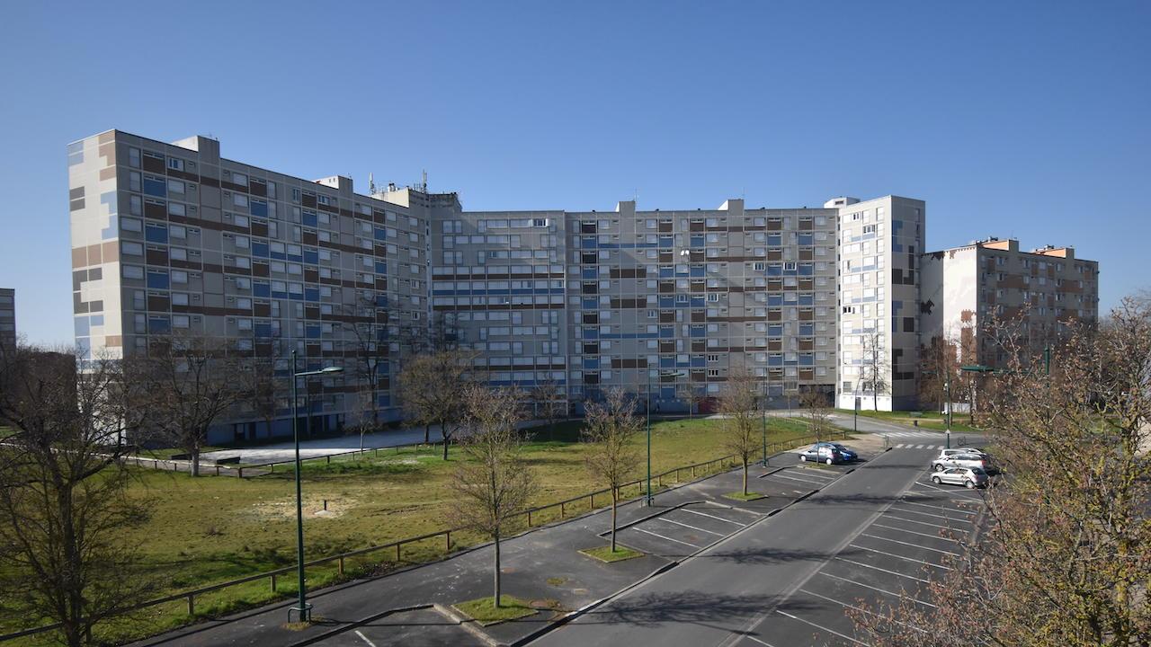 Vue Boxe pour l'article démolition à Chateauroux suivi par TimeLapse Go'