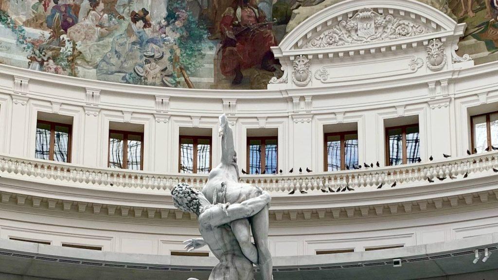 Read more about the article TimeLapse Go' souhaite longue vie à la Collection Pinault – Bourse de Commerce !